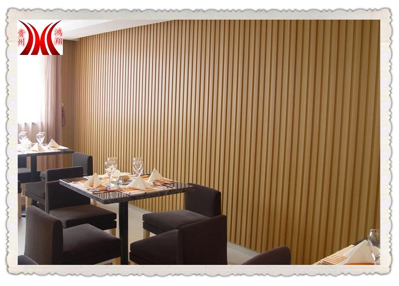 貴州貴陽生態木裝修墻板2
